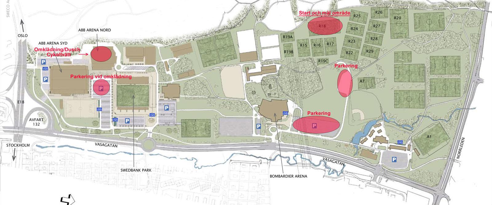 västerås sjukhus karta PM | Västerås Cykelklubb västerås sjukhus karta